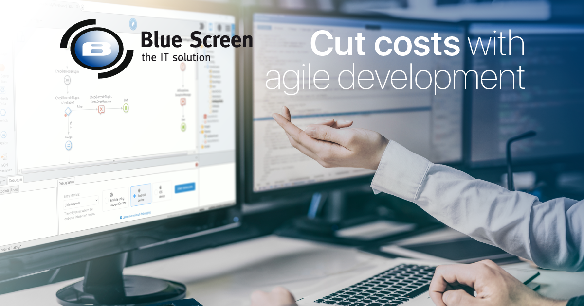 Need to cut costs? It's time to change your software development approach.