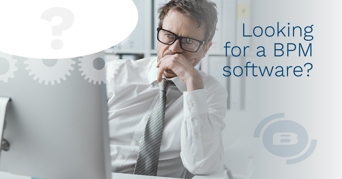 Top 5 things to consider for choosing the best business process management software.