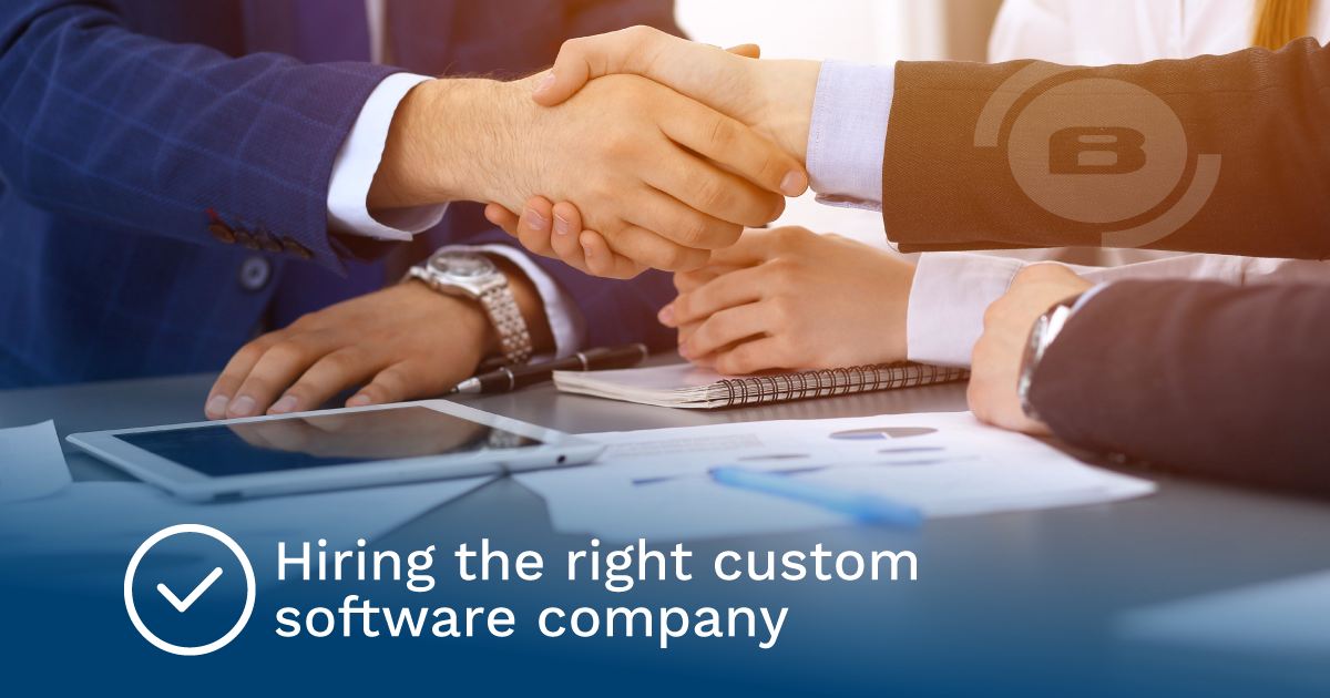 Hiring the right custom software company: The 9 survival tips you should know