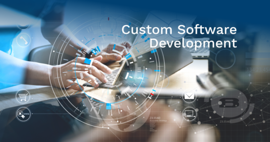 How your business can benefit from Custom Software Development