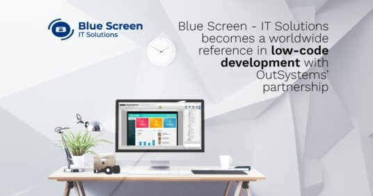 Blue Screen & OutSystems