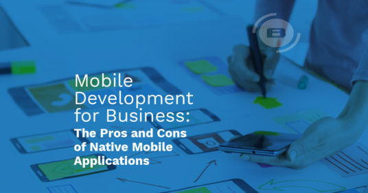 Mobile Development for Business: The Pros and Cons of Native Mobile Applications