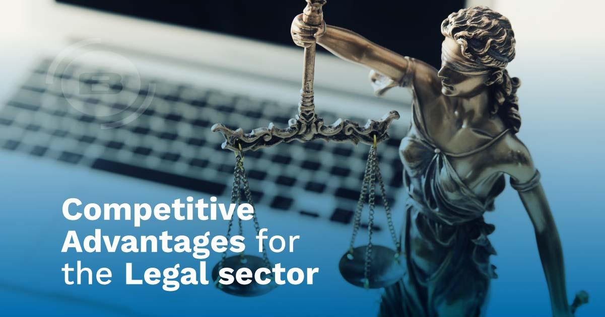 Custom software for the legal sector: How to gain and maintain a strategic competitive advantage