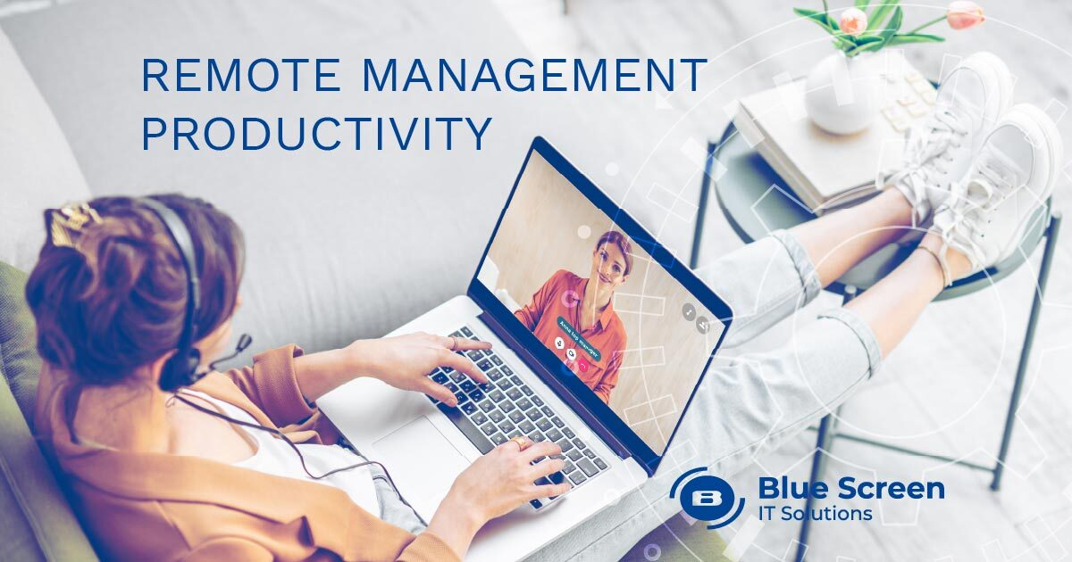 Remote management productivity: How to keep your team engaged