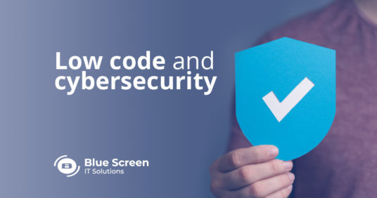 Low-code and Cybersecurity: why faster app development does not mean security breaches