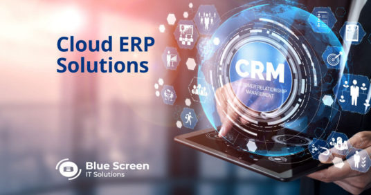 Cloud ERP or on premise: Key questions and capabilities to consider when evaluating an ERP solution