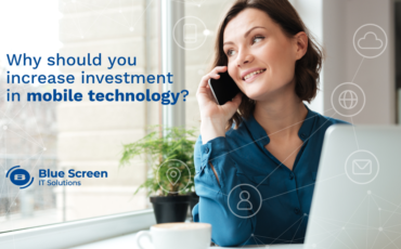 Why should you increase investment in mobile technology?